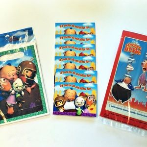 🥳Disney Chicken Little Party Supplies